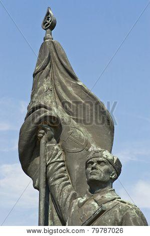 Statue Park Near Budapest, Hungary
