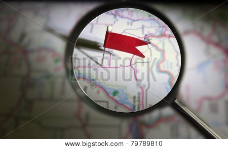 Locator Pin Magnified