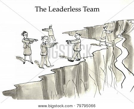 Leaderless Team