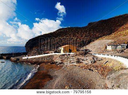 Puerto de San Nicolas, Gran Canaria, Spain