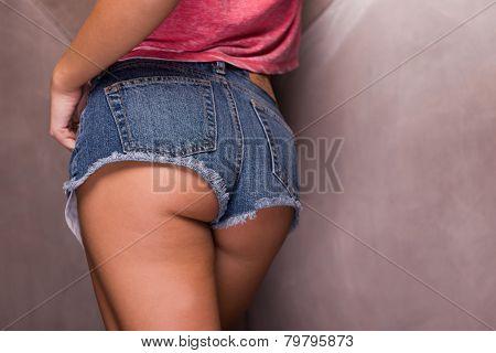 Sexy Buttocks.