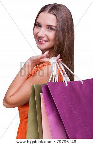 Beautiful Shopaholic.