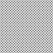 picture of dot pattern  - Black and White Small Polka Dots Pattern Repeat Background that is seamless and repeats - JPG
