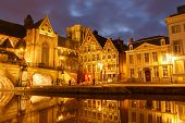 pic of gents  - Ghent Belgium  - JPG