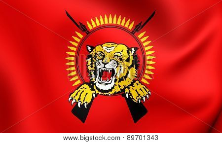 Flag Of Tamil Eelam