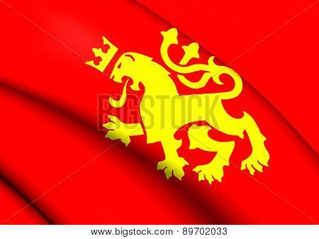 ?thnic Macedonian Lion Flag