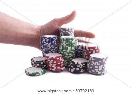 One Poker Hand