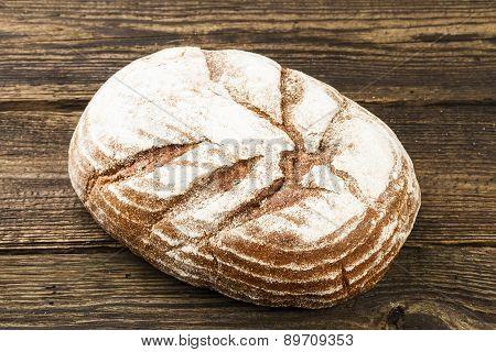 Fresh White Bread