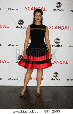 LOS ANGELES - MAY 1:  Bellamy Young at the