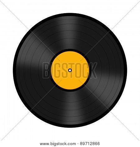 Vinyl Disc