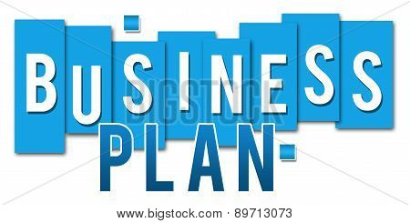 Business Plan Blue Stripes