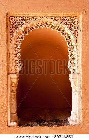 Moorish Prayer Alcove, Alcazaba, Malaga