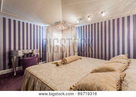Baroque Style Bedroom