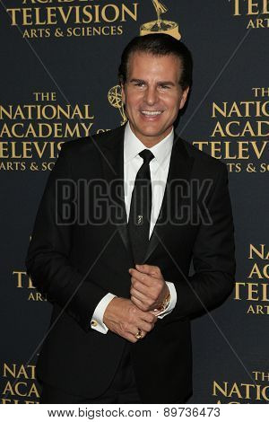 LOS ANGELES - APR 24: Vincent De Paul at The 42nd Daytime Creative Arts Emmy Awards Gala at the Universal Hilton Hotel on April 24, 2015 in Los Angeles, California