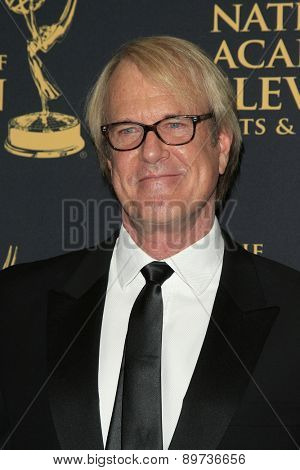 LOS ANGELES - APR 24: John Tesh at The 42nd Daytime Creative Arts Emmy Awards Gala at the Universal Hilton Hotel on April 24, 2015 in Los Angeles, California