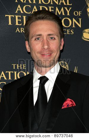 LOS ANGELES - APR 24: Philippe Cousteau at The 42nd Daytime Creative Arts Emmy Awards Gala at the Universal Hilton Hotel on April 24, 2015 in Los Angeles, California