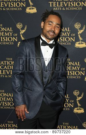 LOS ANGELES - APR 24: Will Fuller at The 42nd Daytime Creative Arts Emmy Awards Gala at the Universal Hilton Hotel on April 24, 2015 in Los Angeles, California