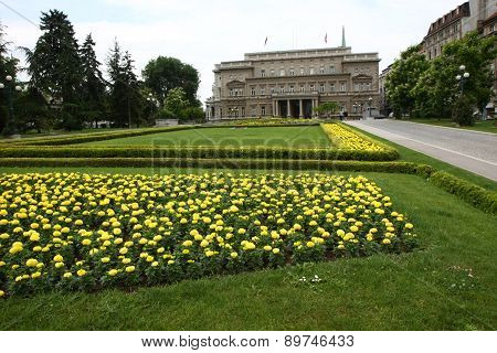Belgrade City Hall