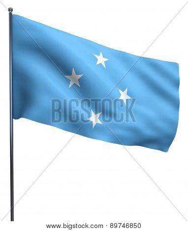 Micronesia Flag Image