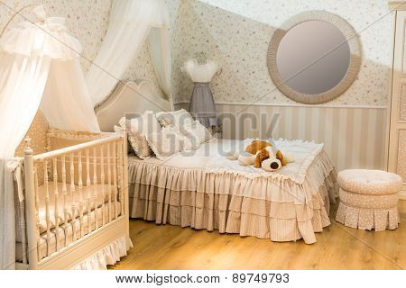 Room for parents and children