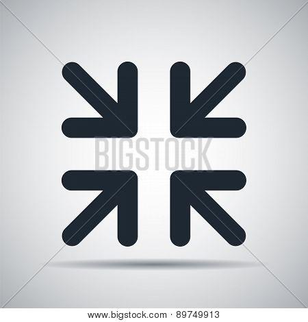 Arrow Recback icon
