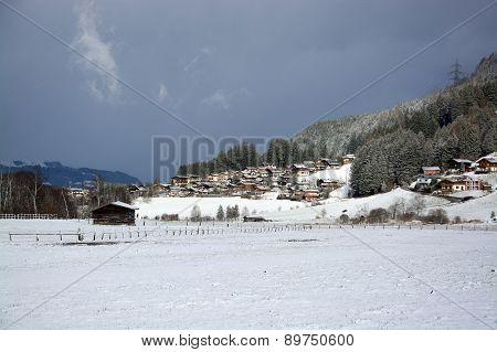 Bramberg, Pinzgau, Austria