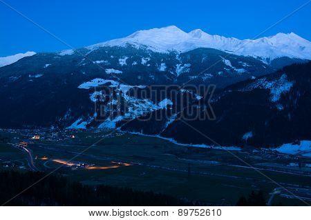 Hollersbach, Pinzgau, Austria