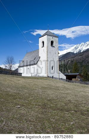 Romanesque Church St. Nikolaus, Matrei, Austria