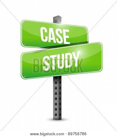 Case Study Street Sign Concept