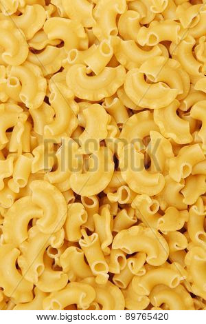 yellow macaroni
