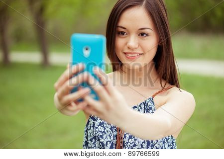 Selfie, Beautiful girl taken pictures of her self, instagram