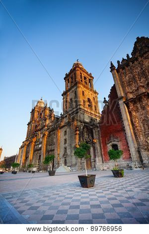Mexico City Metropolitan Cathedral