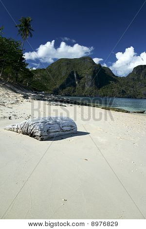 El Nido Tropical Beach Palawan