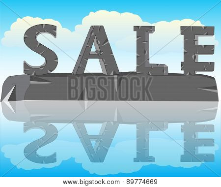 Word Of The Sale From Stone