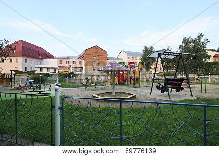 Playground at the Sanatorium Centrosouz