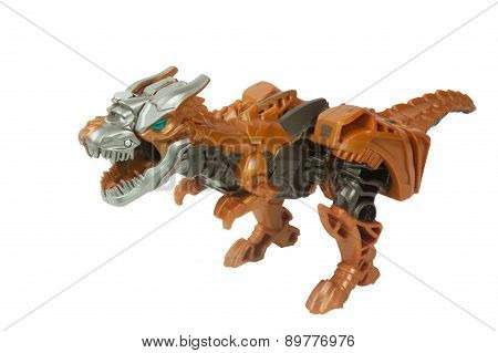 Grimlock Action Figure
