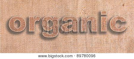 Organic Inscription