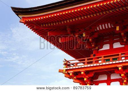 Japan Pagoda Roof