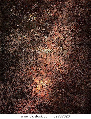 Abstract Metallic Background. Grunge Background