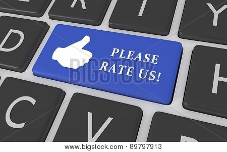 Rate Us Button