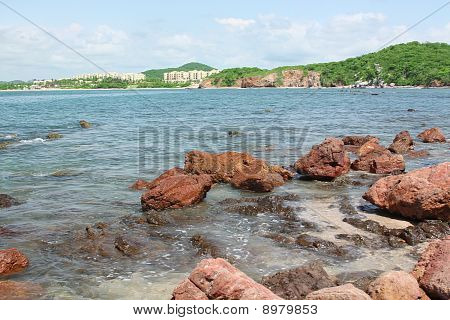 Mazatlan Mexico Coast