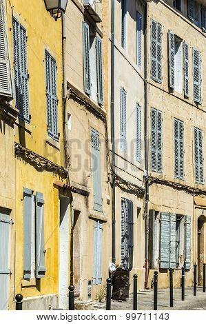 Provence Typical City
