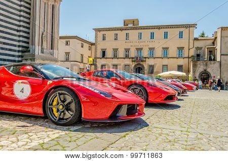 Ferrari Gathering