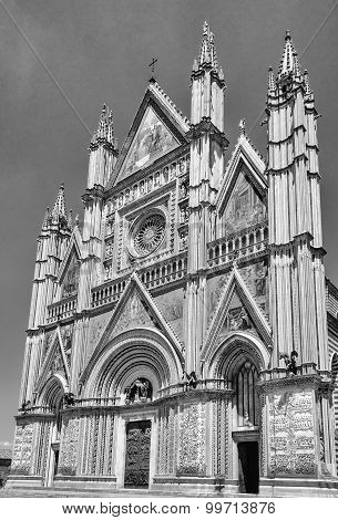 Orvieto Cathedral, Italy