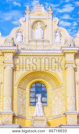La Merced Church Antigua