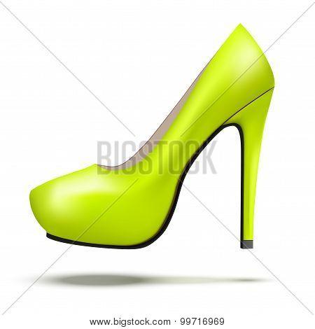 Vintage High Heels Pump Shoes