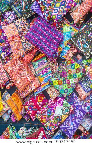 Mayan Textile