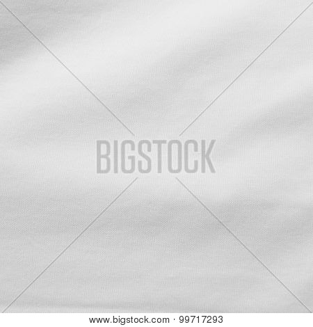 White fabric texture or  White fabric  background