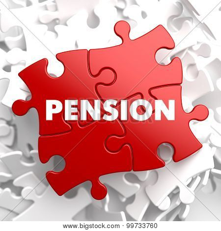 Pension on Red Puzzle.