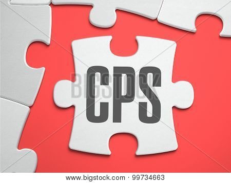 CPS - Puzzle on the Place of Missing Pieces.